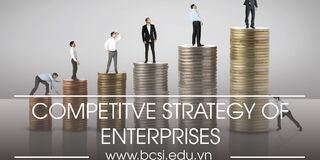 Competitve strategy of enterprises